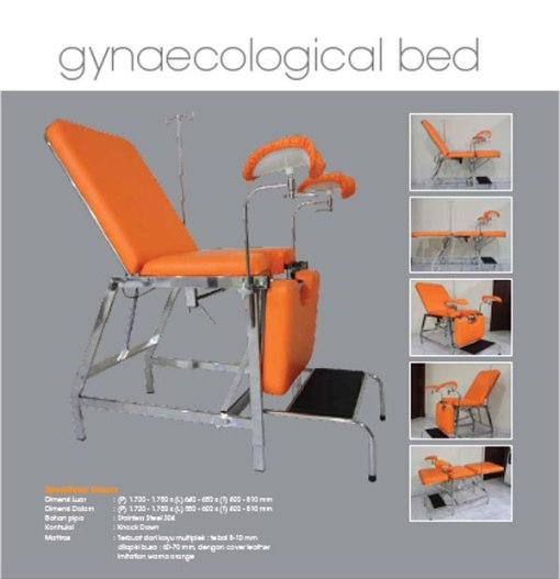 obgyn bed br